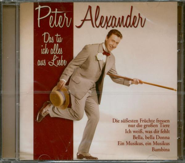 Das Tu Ich Alles Aus Liebe (CD)