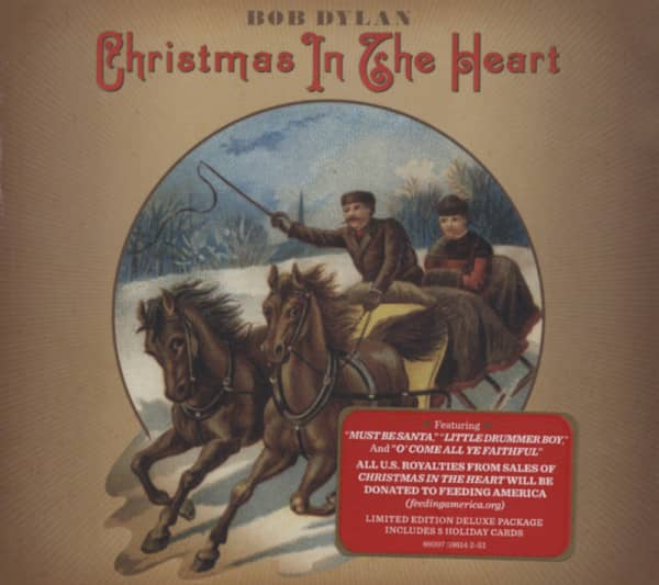 Christmas In The Heart (Limited Postcard Edition)