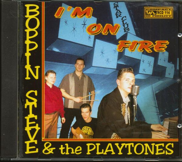 I'm On Fire (CD)