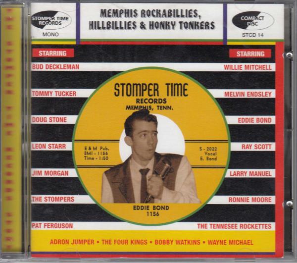 Memphis Rockabilly, Hillbilly & Honky Tonk