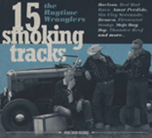 15 Smoking Tracks (2011)