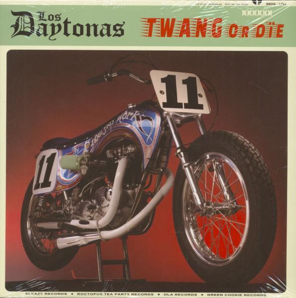 Twang Or Die (LP, 180g Vinyl)