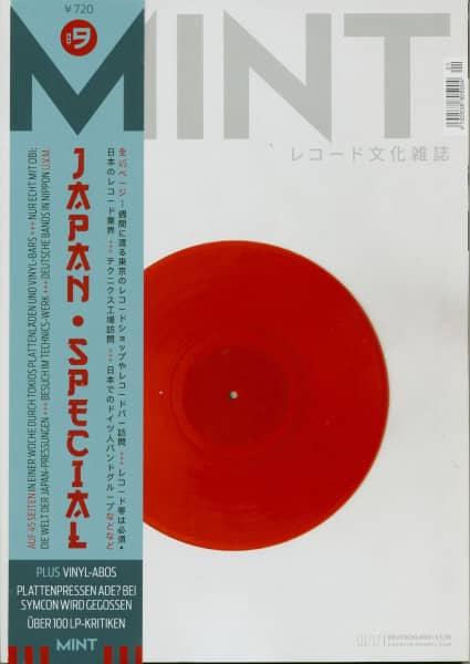 Mint Magazin #9, Januar 2017