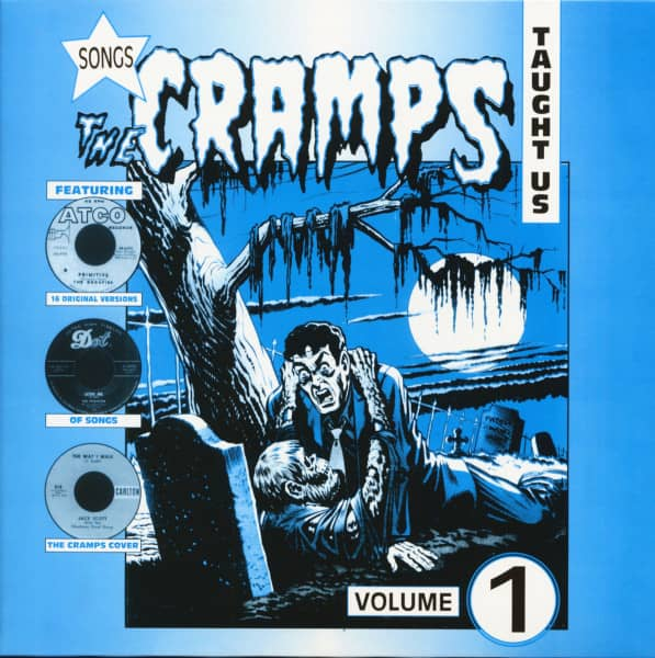 Songs The Cramps Taught Us Vol.1 (LP)