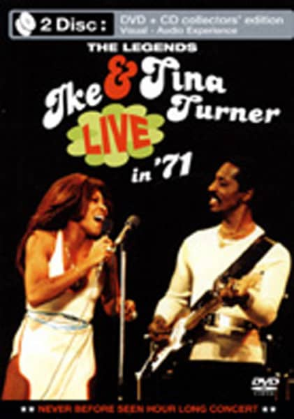 Live in '71 DVD&CD Collector's Edition (0)