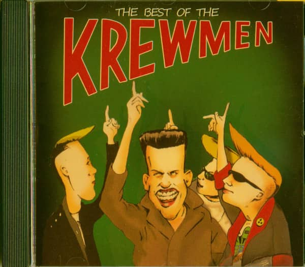 The Best Of The Krewmen (CD)