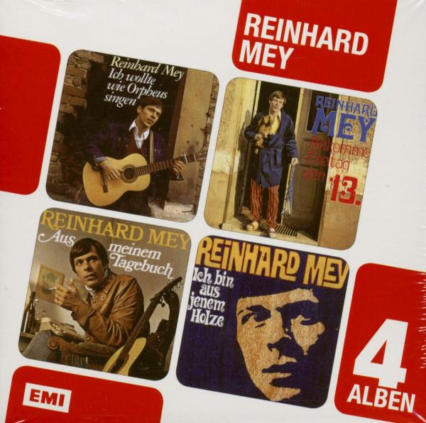Vier Alben (4-CD)