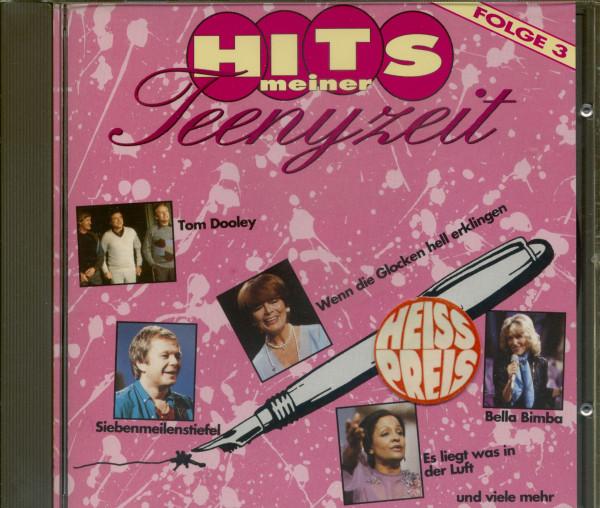 Hits meiner Teenyzeit Vol.3 (CD)