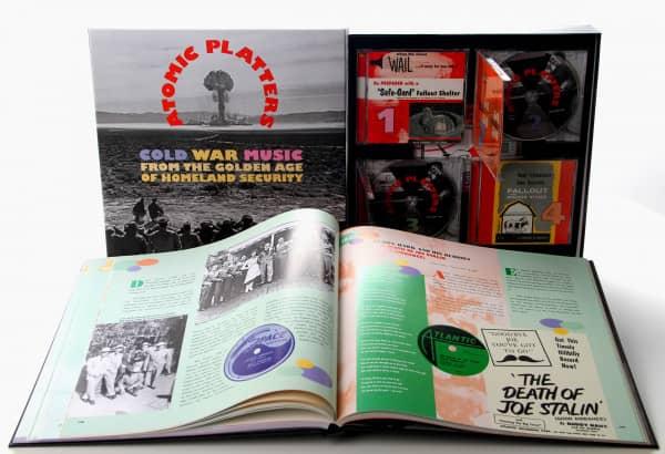 Atomic Platters (5CD &ampamp; 1DVD Deluxe Box Set)