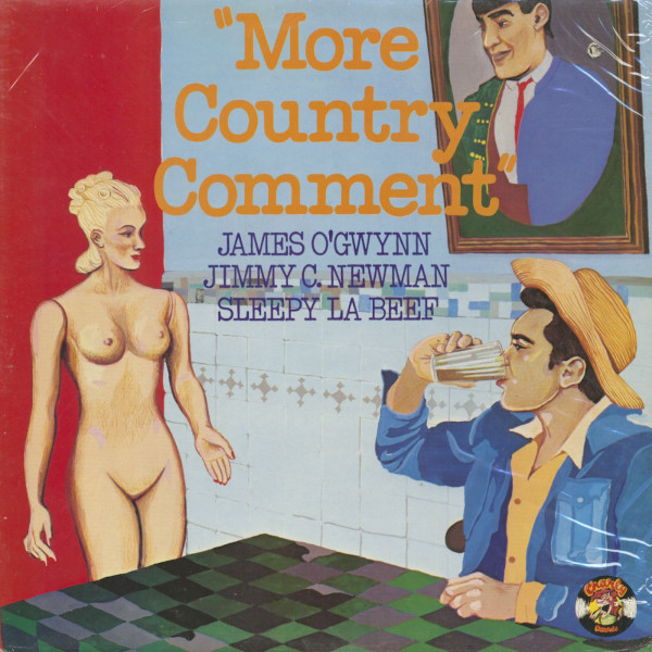 More Country Comment (LP)
