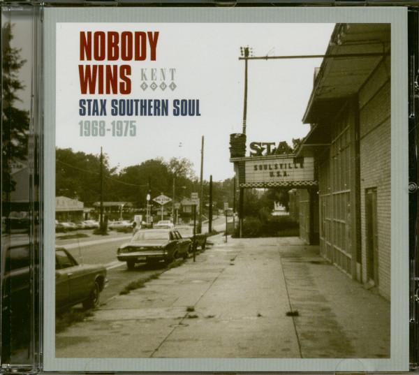 Nobody Wins - Stax Southern Soul 1968-1975 (CD)