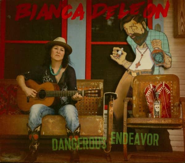 Dangerous Endeavor (CD)