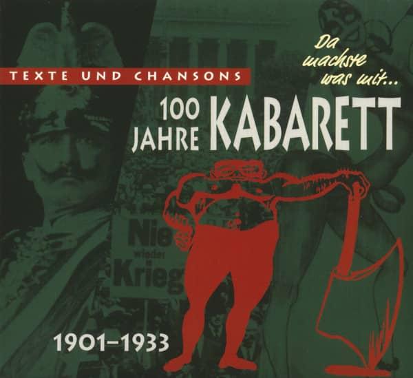 Teil 1, Geschichte des deutschsprachigen Kabaretts (3-CD)