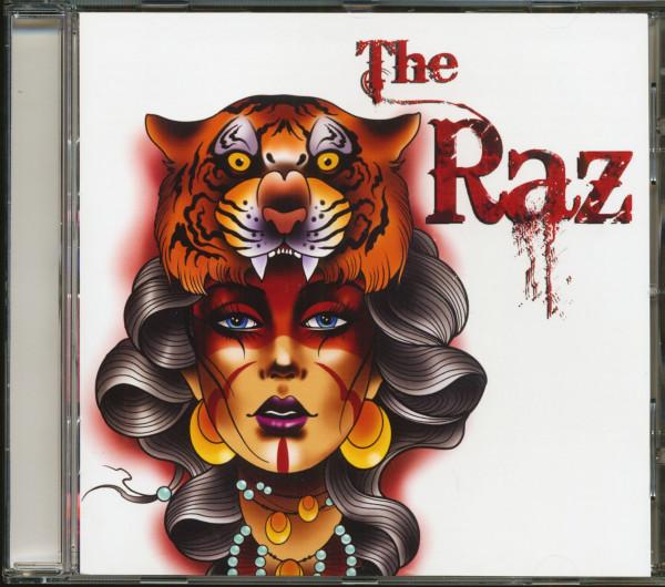 The Raz (CD)