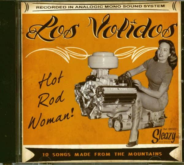 Hot Rod Woman (CD)
