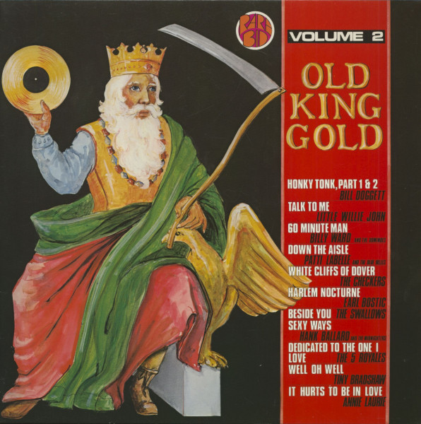 Old King Gold Vol.2 (LP)