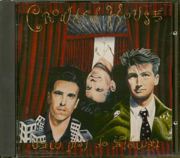 Temple Of Low Men (CD)