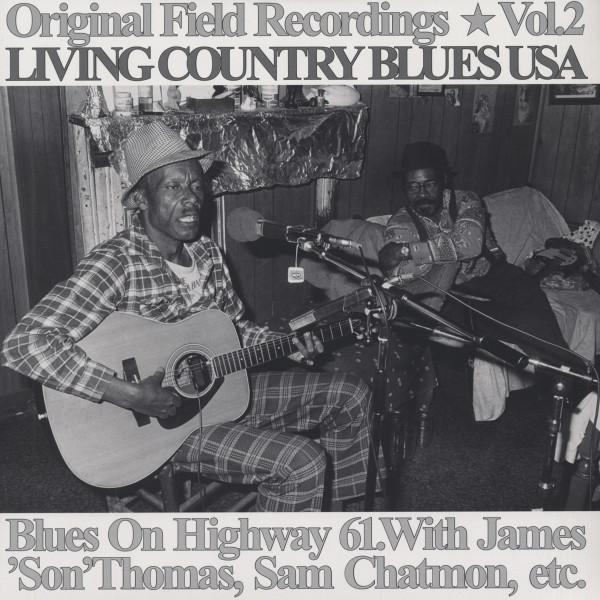 Living Country Blues USA, Vol.2