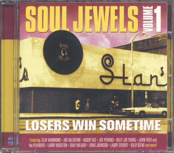 Soul Jewels Vol.1 - Losers Win Sometime (CD)