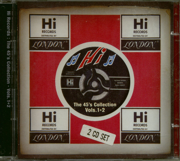Hi Records - The 45s Collection (2-CD)