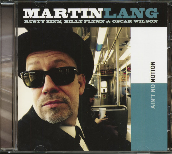 Ain't No Notion (CD)