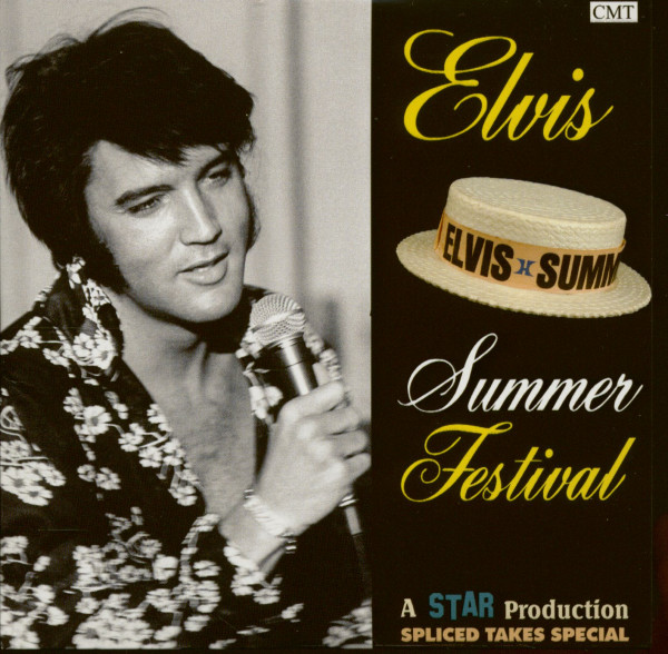 Elvis Summmer Festival (CD)