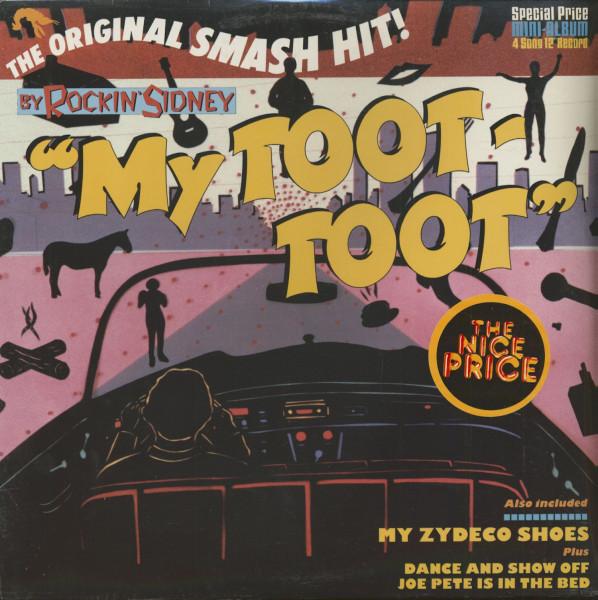 My Toot Toot (LP, Maxi)