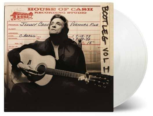 Bootleg Vol.1 - Personal File (3x180g LP, Clear Vinyl, Ltd.)