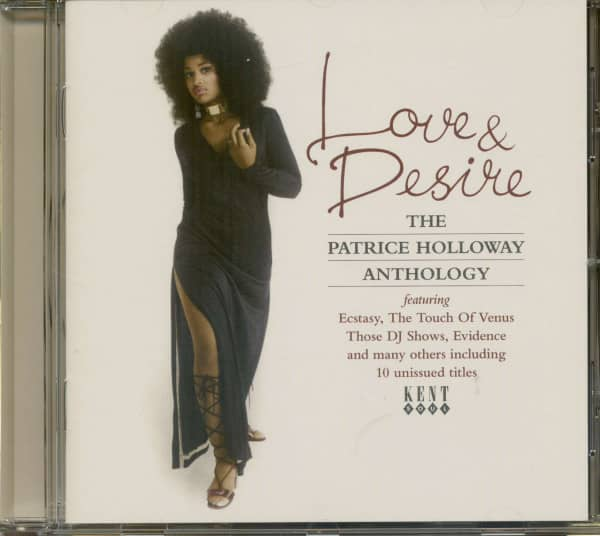 Love & Desire - The Patrice Holloway Anthology (CD)