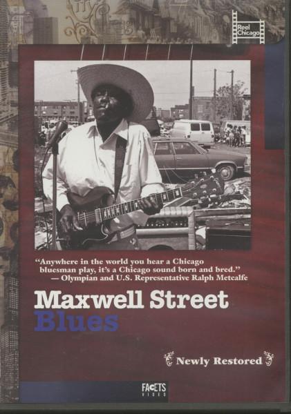 Maxwell Street Blues (DVD)