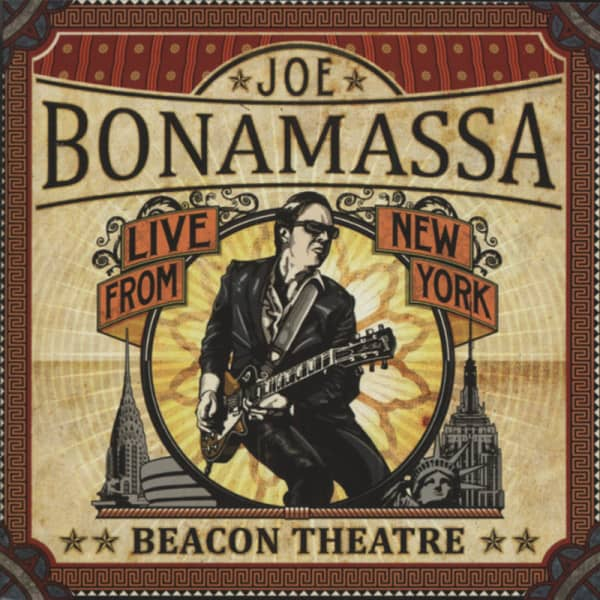 Beacon Theatre: Live From New York 2-CD