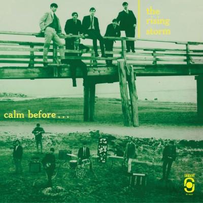 Calm Before (CD)
