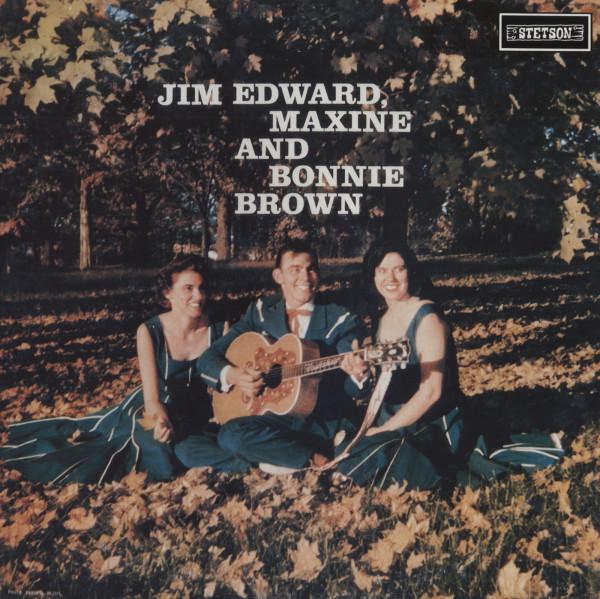 Jim Edward, Maxine And Bonnie Brown