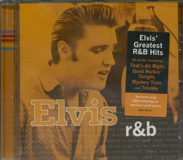 Elvis R&B (CD)