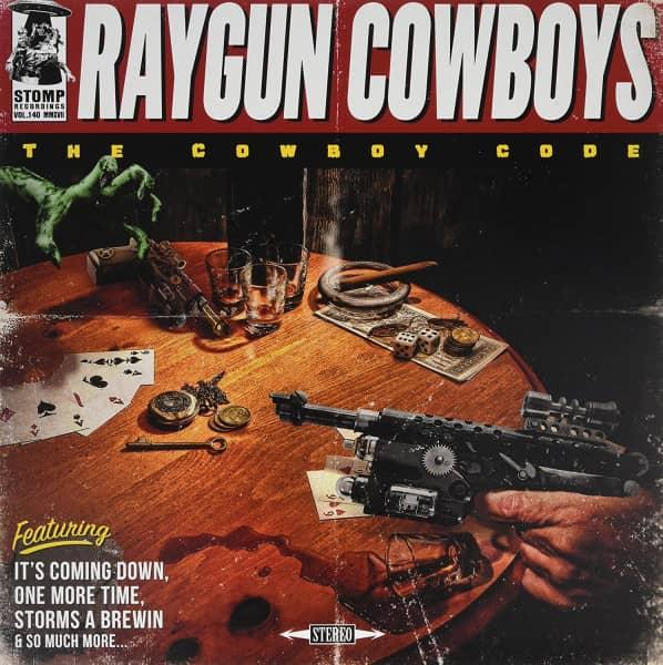 Cowboy Code (LP)