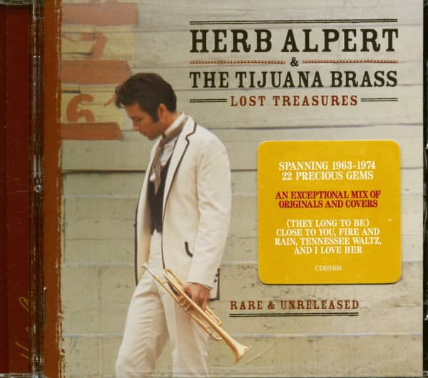 Lost Treasures - Rare And Unreleased (CD)