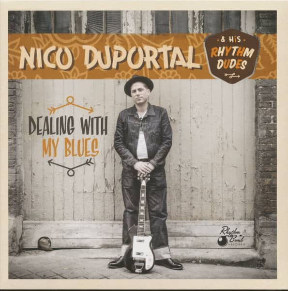 Dealing With My Blues (LP)
