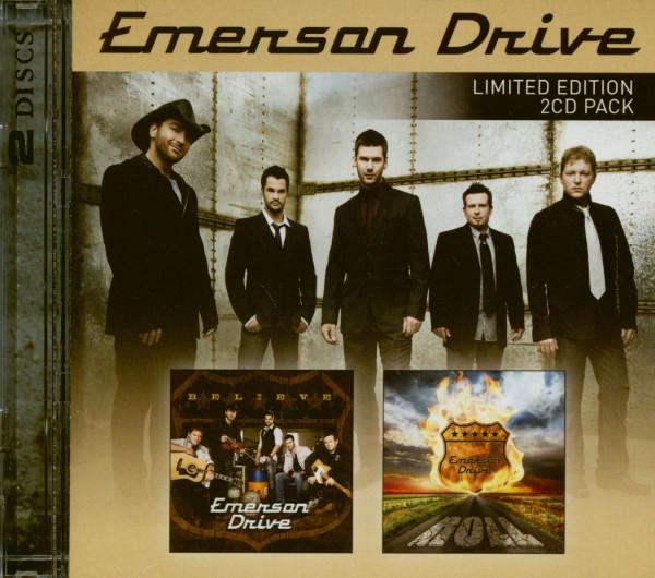 Believe - Roll (2-CD Albums)