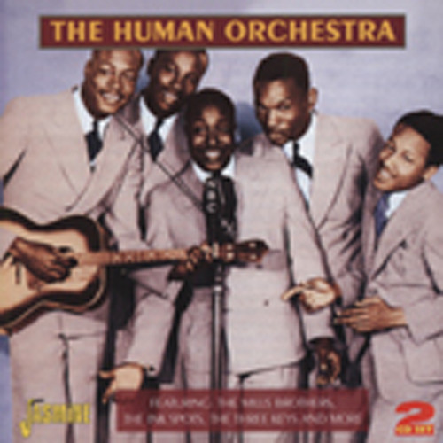 The Human Orchestra...plus (2-CD)