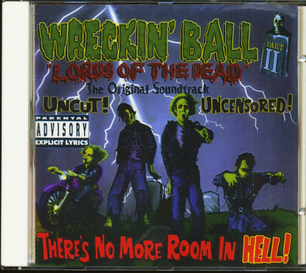 Wreckin' Ball Part 2 - Lords Of The Dead (CD)
