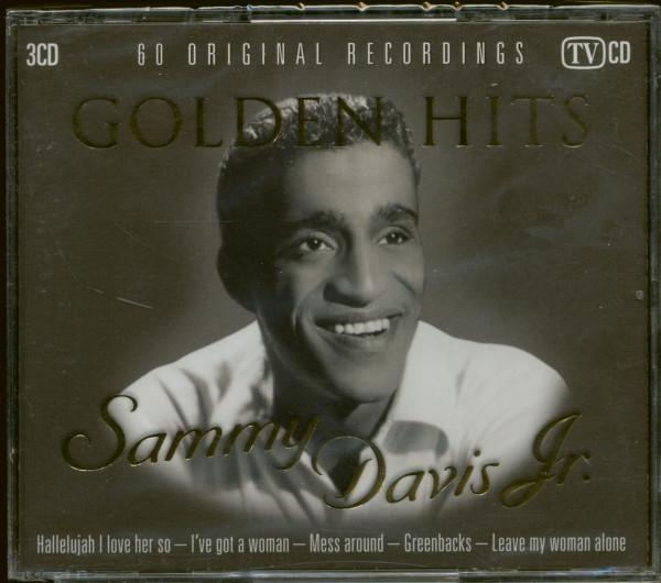Golden Hits Of Sammy Davis Jr. (3-CD)