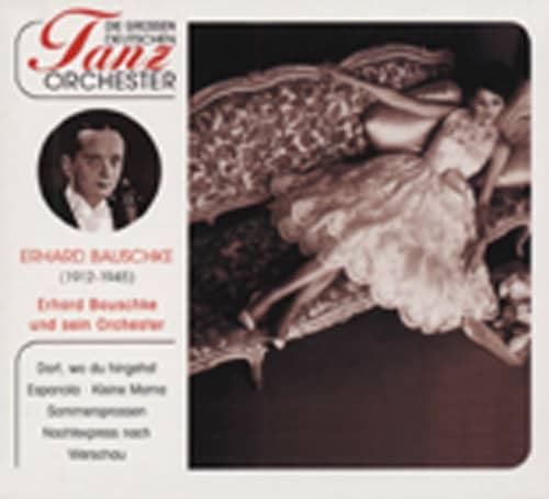 Die grossen deutschen Tanzorchester 1950-54