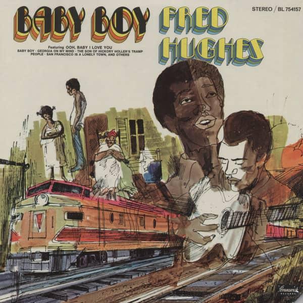 Baby Boy (cut-out)