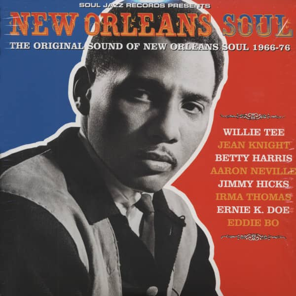 New Orleans Soul - The Original Sound Of New Orleans Soul (2-LP)