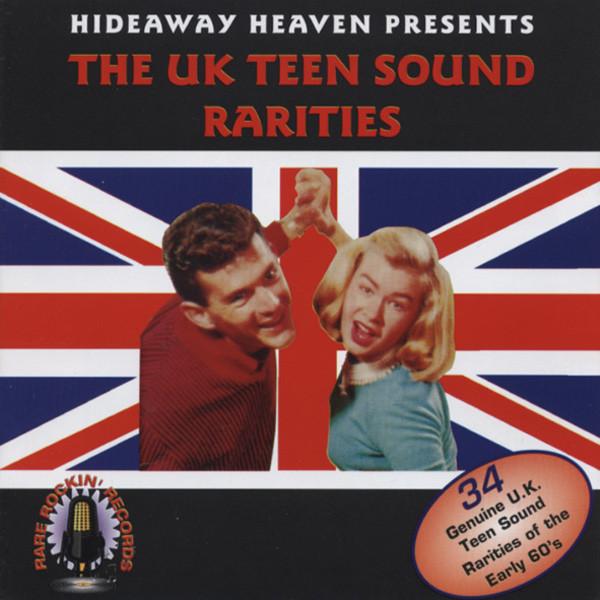 UK Teen Sound Rarities
