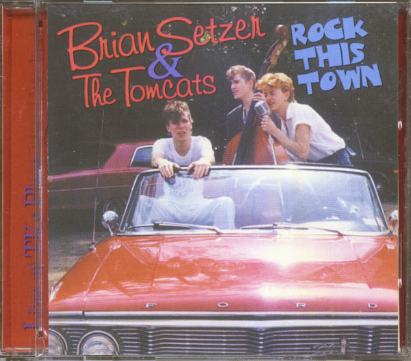 Rock This Town - Live At TK's Place, March 29, 1980 (CD)