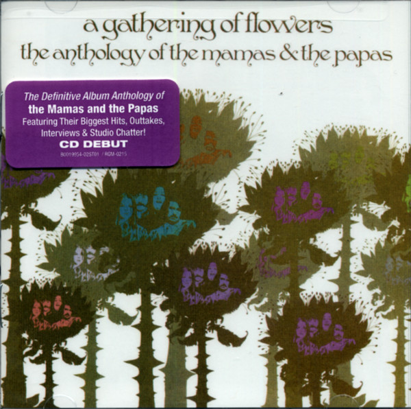 A Gathering Of Flowers - The Anthology Of...