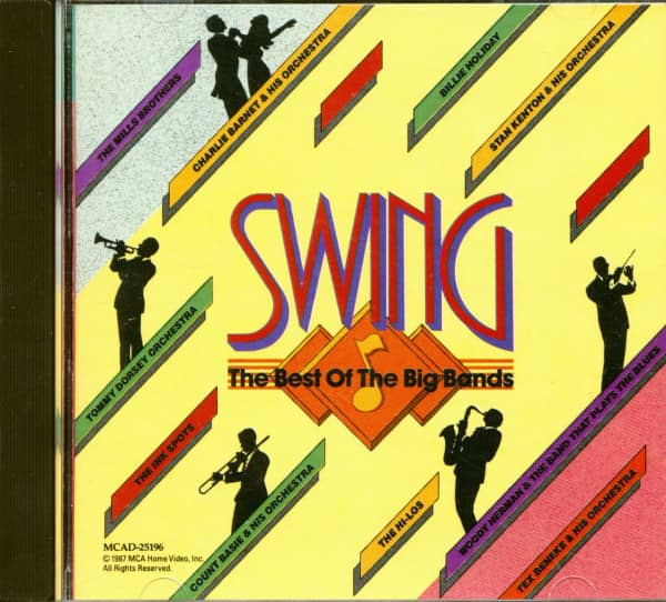 Swing - Best Of The Big Bands (CD)