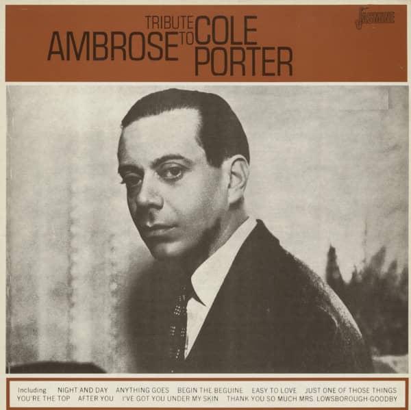 Tribute To Cole Porter (LP)