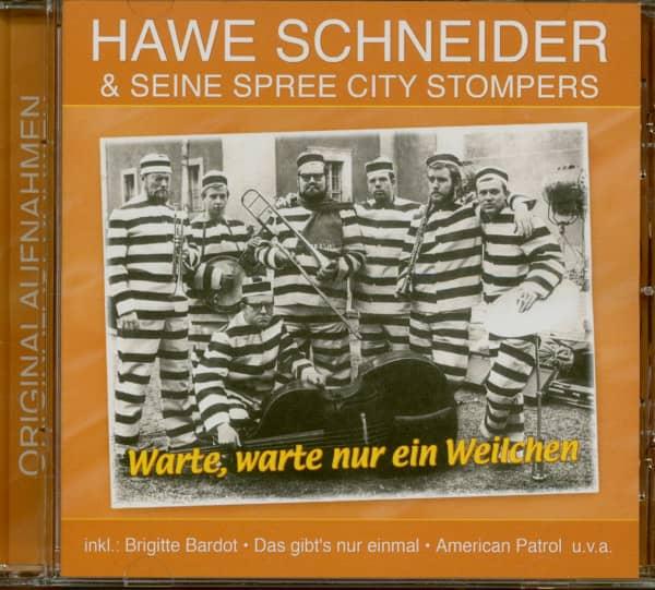 Warte, warte nur ein Weilchen (CD)
